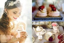 Bridal Showers / Inspiration for chic bridal showers