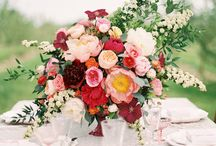 flowers, centrepieces, & tablesettings