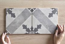 TileClouds Encaustic Tiles