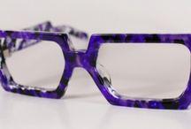Modèle Aïda / Montures Faniel Eyewear Lunettes haut de gamme, conçues au Québec par la Soprano Anne-Marie Faniel, fabriquées à la main de matériaux 100% recyclés, en France