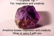 Crystal Tips / by Jess Ripley