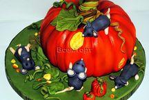 торт тыква
