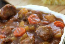 Recipes: Meatballs