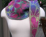 double knitting - Tricot réversible