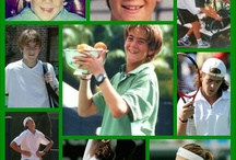 Delpo Collages / A pinwall with the best collages of my favourite tennisplayer Juan Martin del Potro - made by myself:-)
