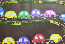 Car craft idea / This page has a lot of free Car craft idea for kids,parents and preschool teachers.