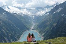 Austria and trip