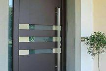 vonkajšie dvere