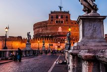 Rome / Art, architecture, sculpture, history, food of Rome