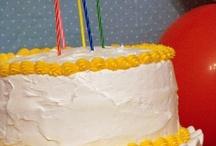 Cakes I will bake