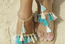 Shoes and sandalets