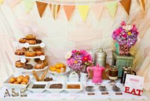 Mesas Dulces (Brunches & Tea Parties)