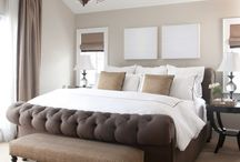 Bedrooms / Flooring and decor for bedrooms.  Ideas for hardwood floors, carpet, area rugs.