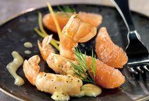 recettes poissons crustacés