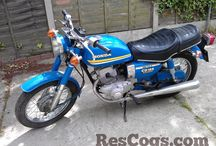 Rescogs Project Bikes