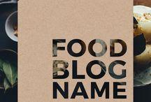 My Future Food Blog