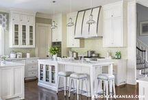 Pretty kitchens