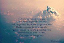 Poemas da Mel / poems written by Melina Ardemis