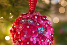 Ornaments/Tree Decor / by Brenda B