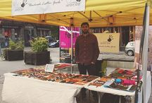 Grassmarket / Photos from our stall at Grassmarket, Edinburgh. You may visit us there every Saturday from 10am to 5pm