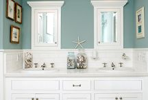 Rub a dub dub... / Beautiful bathrooms and powder rooms