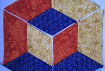 3 D patchwork