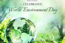 World Environment Day / We belong to the Earth, she doesn't belong to us. As Mother Earth's children, we should take care of her! #WorldEnvironmentDay / by The Orchid Hotel, Mumbai