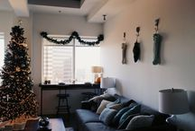 My Apartment at Christmas / by Nikki Vermeer