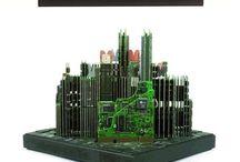 Elektronik sanat