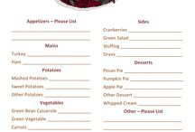 Potluck Sign Up Sheets / Free printable Potluck Sign Up Sheet Collection dinner (or lunch, or breakfast) sign up sheet. It includes spaces for a person's name and the dish she or he will bring.