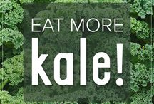 Kale Inspiration / Kale has inspired plenty of people to live a healthy lifestyle! Let Kale inspire you too!
