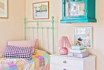 Kids' bedrooms love.  / by Taylor Smith