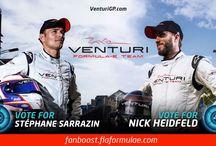 Formula E Grand Prix - Venturi Team