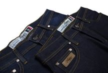 S Series 001 Indigo Sanforized / Straight Fit 5 pocket for Men series. 14oz indigo sanforized denim with Zip fly, stretch to body for easy movement. 90% cotton 8% polyester 2% elastane