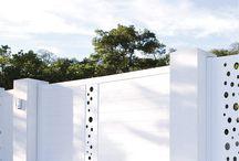 Забор Ворота