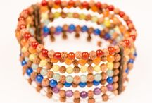 ⟷ Chakra ℳalas ↵ / Handknotted lovingly made malas to align and enhance all seven chakras - from Bali