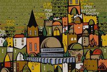 Jerusalem in Art