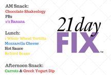 21 Day Fix / by Keisha Ward