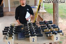 Scopes and opticel sights