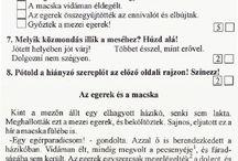 2.o. -írás, olvasás