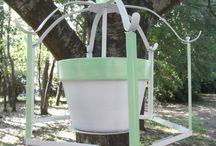 Outdoors / SC Etsy Team artisans who make items to be used and enjoyed in your garden, yard, or other outside area!