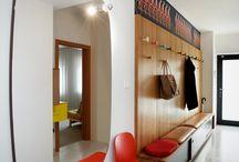Ideen Garderobe / Garderobengestaltung Eingangsbereich