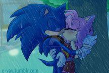 Sonic my hero