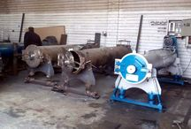 Modiran sakht / Manufacturer of industrial cleaning machines