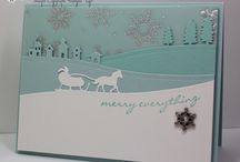 Stampin' Up! - Jingle All The Way / by Kim Miller
