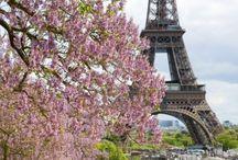 Paris Springtime / Printemps in Paris!