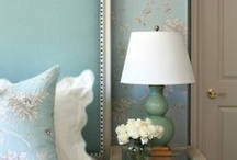 Headboards /Bedrooms / by Julie Schenher