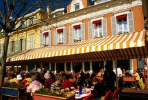 Lovely restaurants..