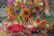 Great Oil Paintings from Various Artists
