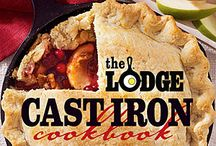 Cast Iron Recipes / by Candy Brousseau